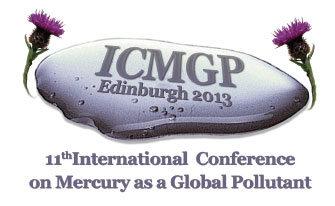 Mercury as a Global Pollutant (ICMGP) 2013
