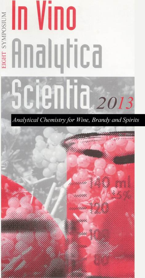 «IN VINO ANALYTICA SCIENTIA 2013»