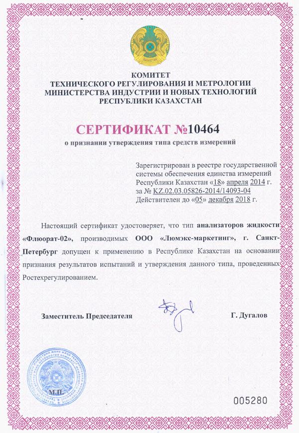 Флюорат-02-5м Руководство По Эксплуатации - фото 11