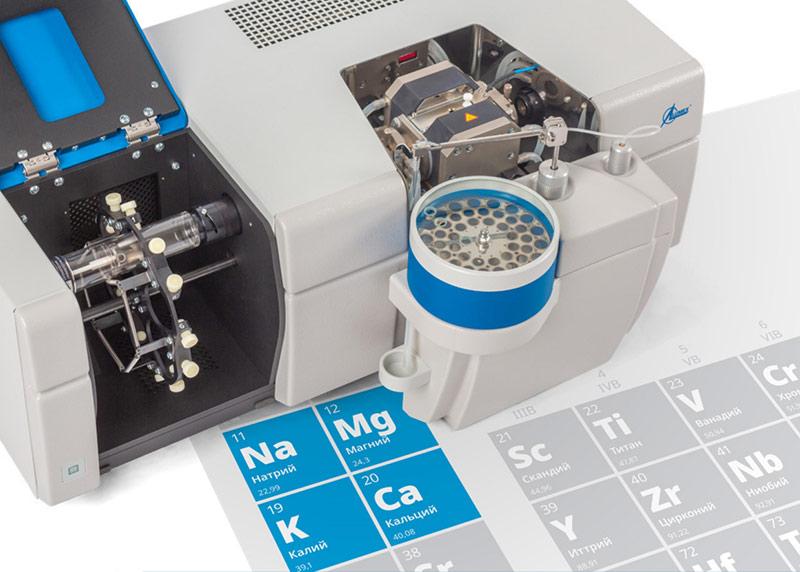 Приборно-методический комплекс для количественного определения натрия, калия, кальция и магния в пробах питьевых вод