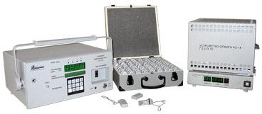 Дозиметр гамма-излучения индивидуальный радиофотолюминесцентный ДГИ-14
