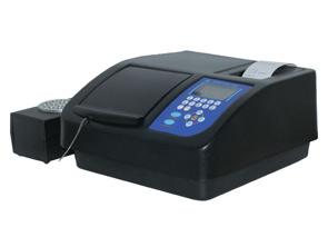 Полуавтоматический биохимический анализатор (фотометр) Биалаб-100