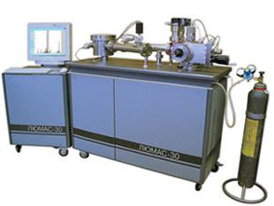 Времяпролетный масс-спектрометр с газоразрядной ионизацией Люмас-30